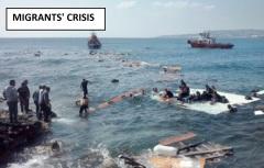 MIGRANTS' crisis nov18